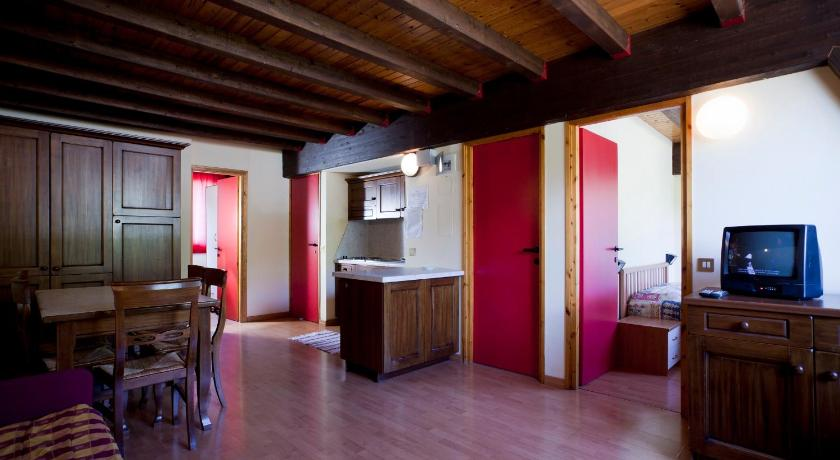 One-Bedroom Apartment Residence Savoia