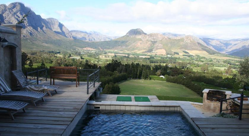 See all 24 photos Franschhoek Pass Villa