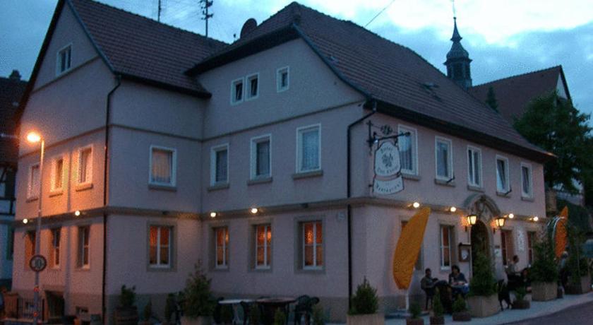 Hotel Drei Könige Hauptstraße 4 Neckarbischofsheim