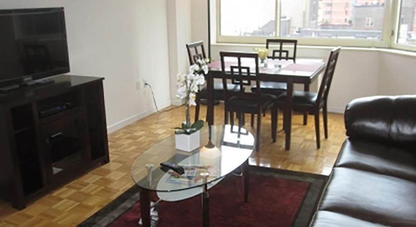 One Bedroom Apartment Near Times Square 250 West 50th Street New York
