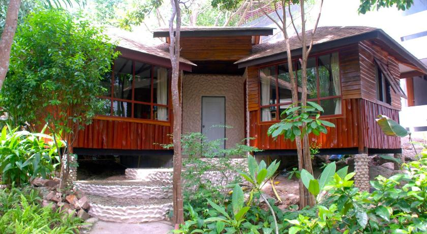 Montalay eco cottage koh tao for Piani eco cottage