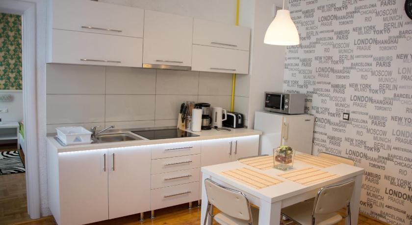 One-Bedroom Apartment Sibiu Residence