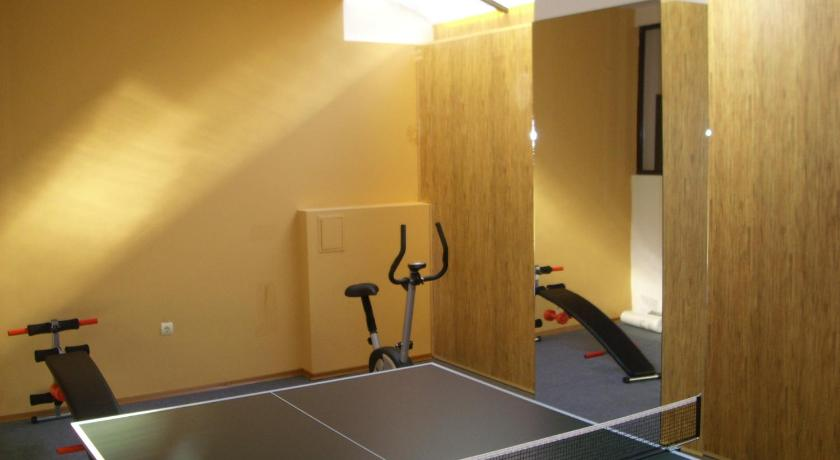 Fitness center Apartments in Spa Complex Fantasy