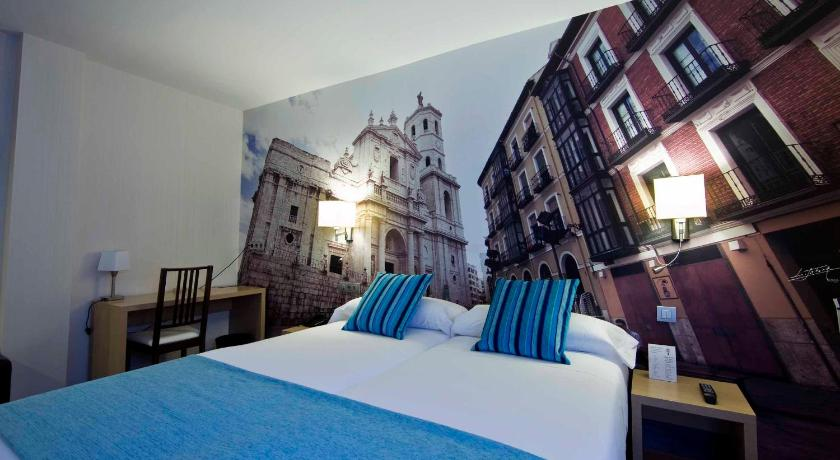 boutique hotels with family rooms en Valladolid  Imagen 60