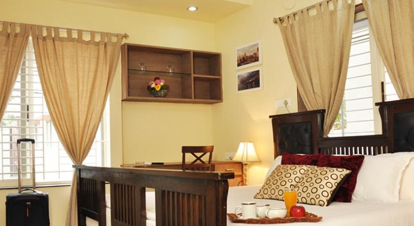 Premium Serviced Apartments 827, 17th F1 Main, 6th D Cross, 6th Block, Koramangala Bengaluru