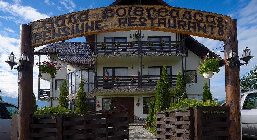 Pensiunea Casa Boiereasca Principala Kronstadt