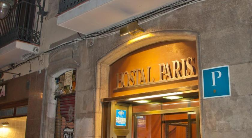 Hostal Paris im Detail