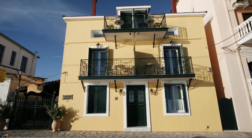Studio with Sea View (2 Adults) - View Meliti Guesthouse