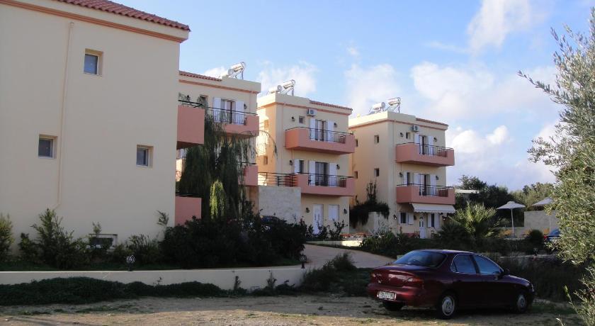 Apollonia Villas Agios Nikolaos, Rethymno Magnisía