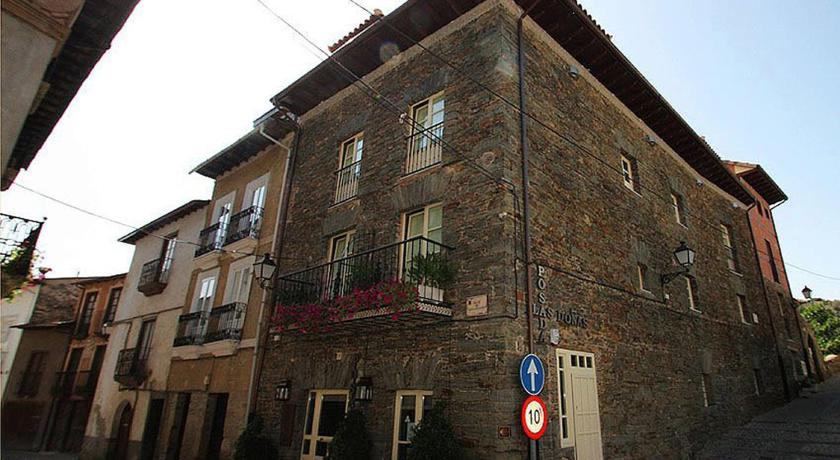 hoteles con encanto en villafranca del bierzo  1