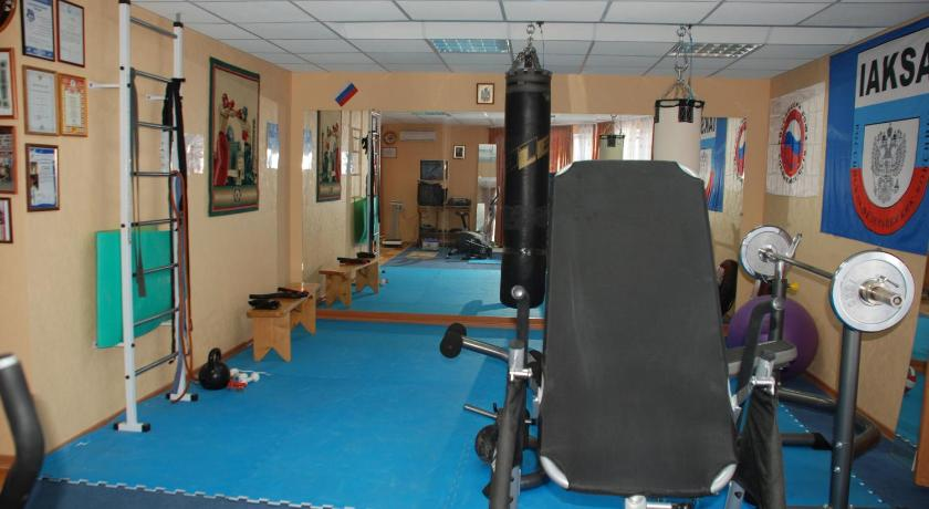 Fitnesscenter Guest House Panorama