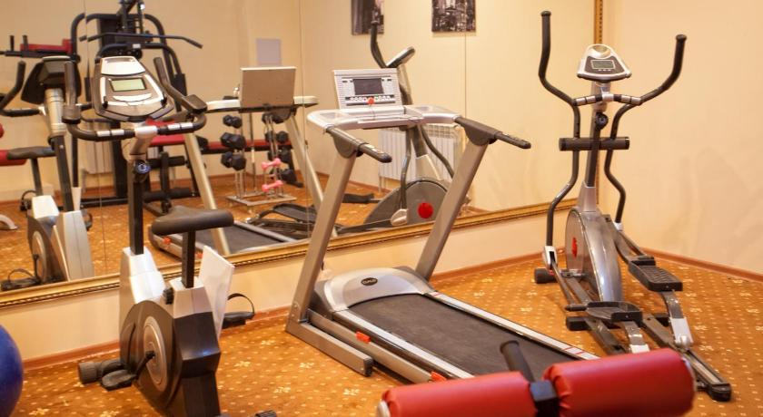 Centre de fitnes Golden Palace Hotel