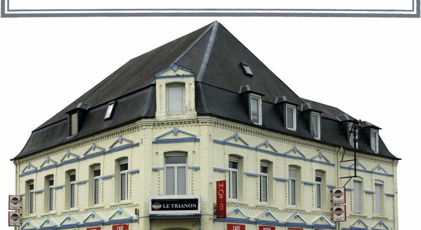 Le Trianon im Detail