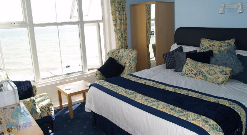 Superior King or Twin Room with Garden View Seaspray B&B