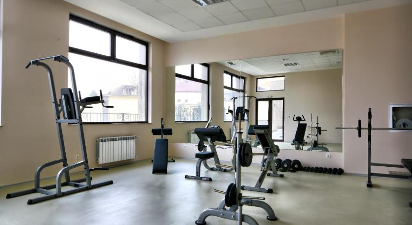 fitness centrum SPA Hotel Dragalevtsi