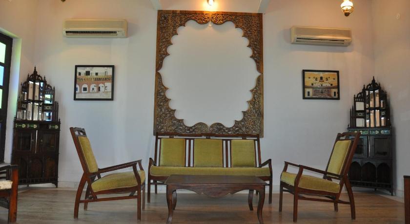 Chandra Mahal Haveli- An Amritara Private Hideaway Peharsar, Nadbai,Jaipur-Agra Road Luhāru