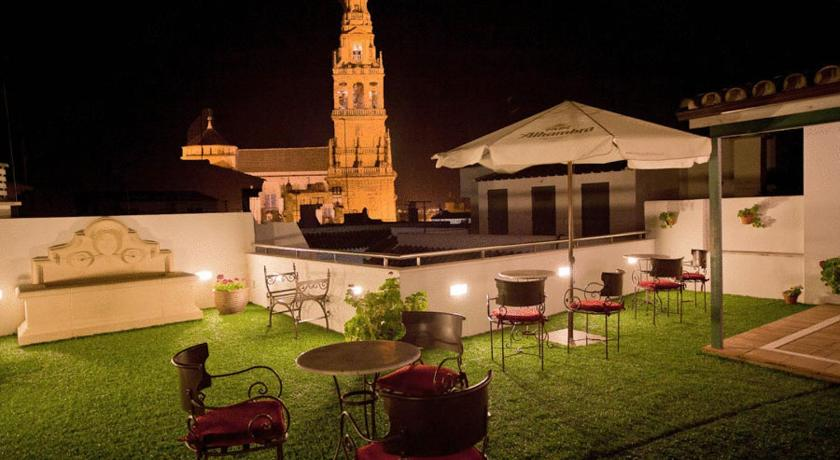 boutique hotels in córdoba  240