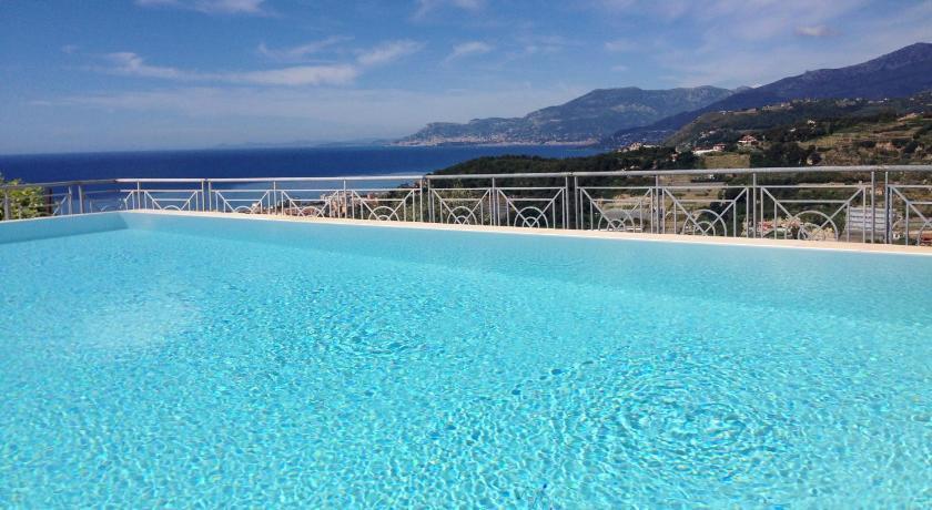 La Finestra Sul Mare B&B - Villa Gaia - Bordighera | Bedandbreakfast.eu