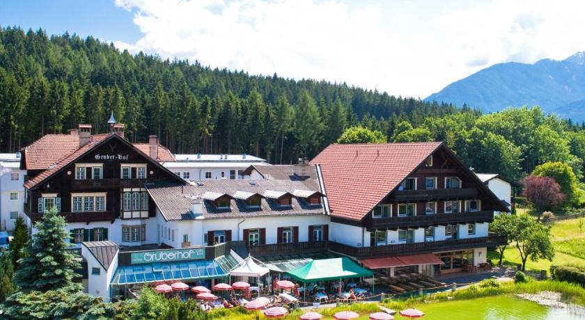 More about Hotel Gruberhof