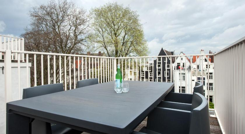 Balcony/terrace Cityden Centre Serviced Apartments