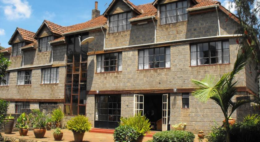 Kikuyu Lodge Hotel