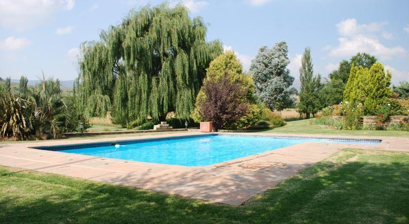 Piscina La La Nathi Country Guesthouse