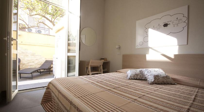Double or Twin Room - Guestroom La sella del diavolo