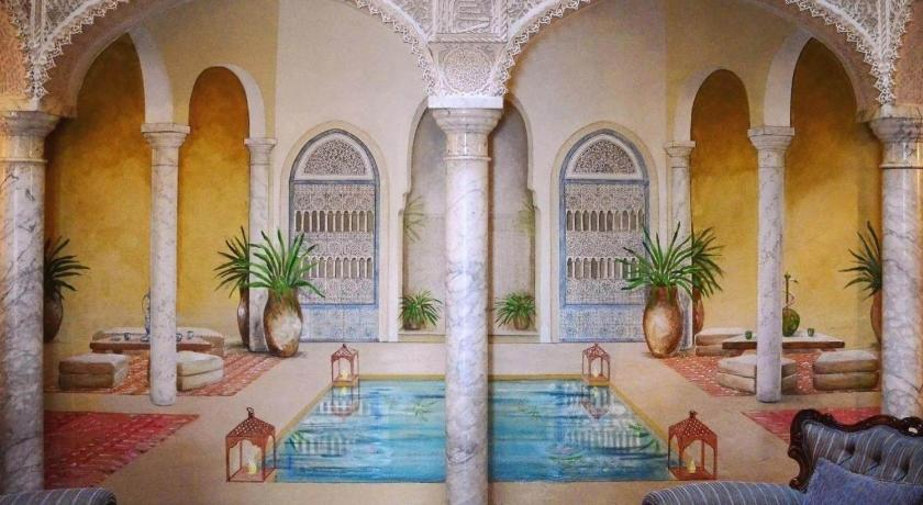habitaciones con cama dosel en Sevilla  Imagen 18