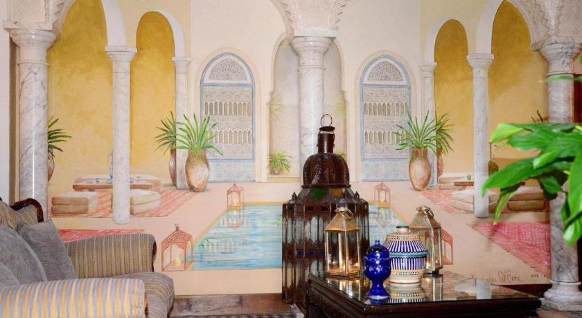 habitaciones con cama dosel en Sevilla  Imagen 13