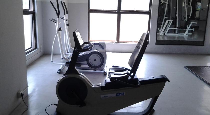 fitnesscenter Homestay Serviced Apartment - Marina Court