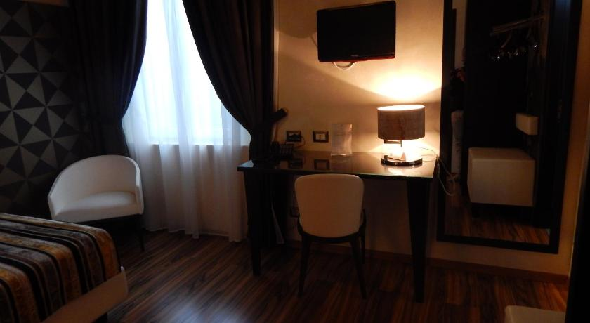 Single Room - Guestroom Hotel Nazionale
