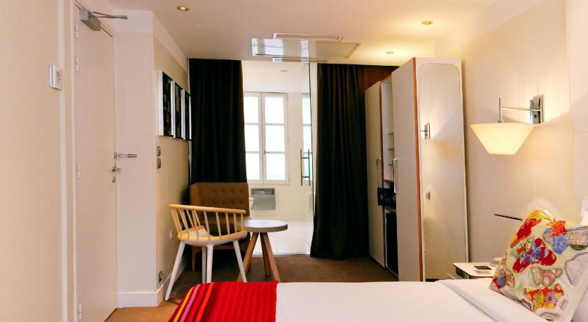 Hotel Le Placide Saint-germain Des Prés 6, Rue Saint-Placide Paris