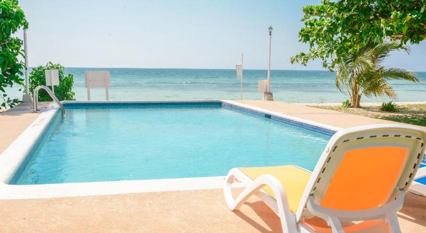 Swimmingpool Negril Beach Villa