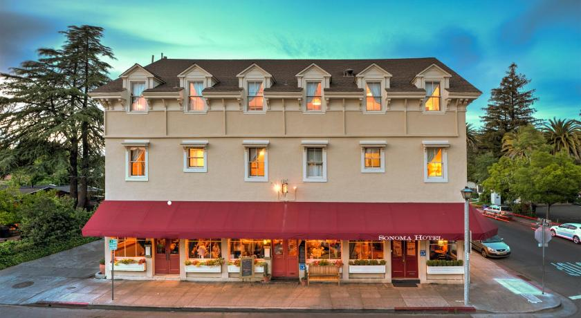 More About Sonoma Hotel
