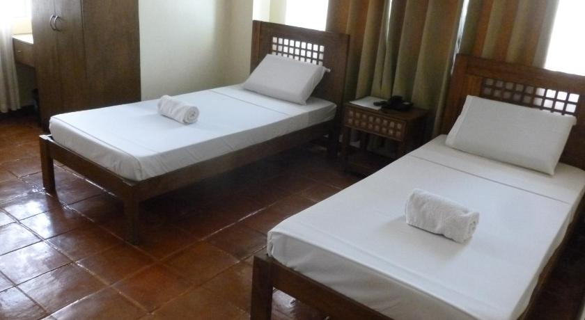 Standard Twin Room - Bed Makabata Guesthouse