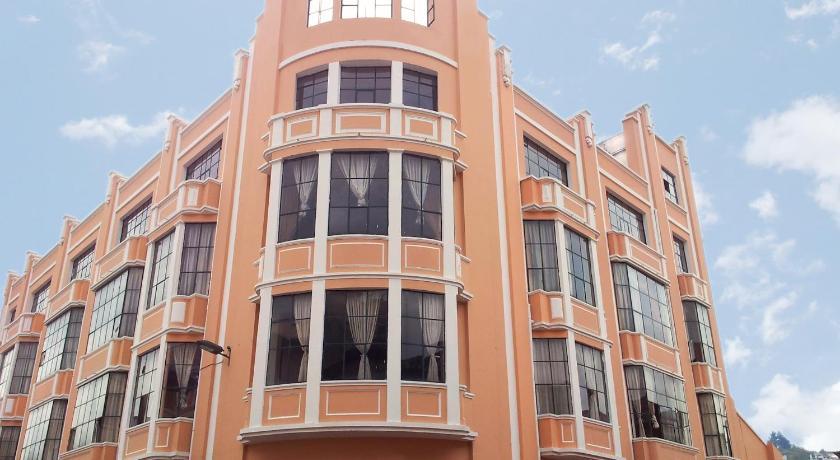 More About Hotel Centro Quito Ecuador