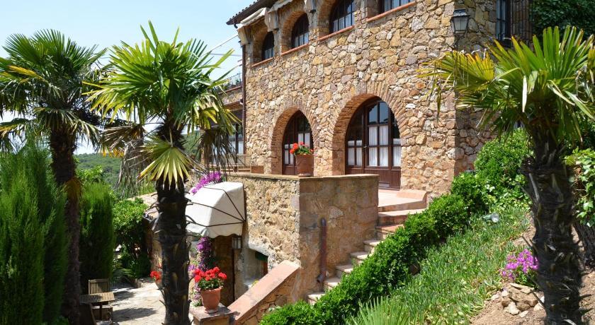 Hotel Galena Mas Comangau 9