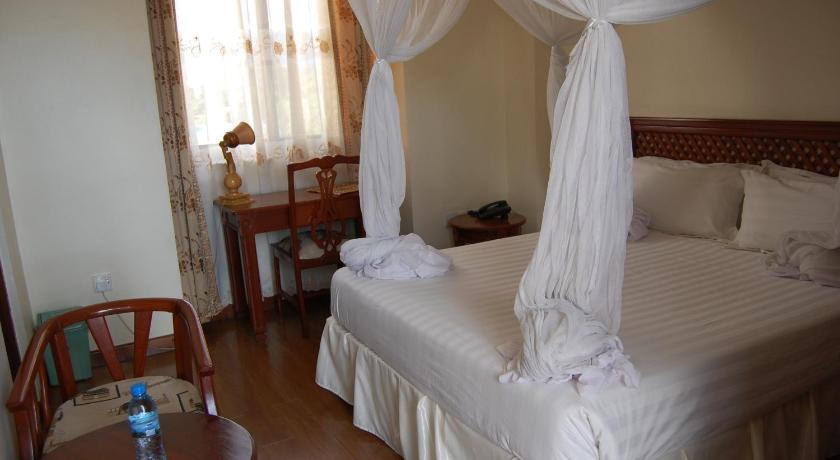 Double Room with Private Bathroom Arusha Tourist Inn Hotel
