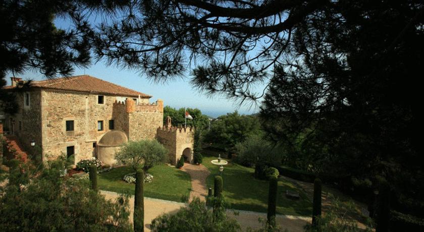 Hotel Castell de L'Oliver 1