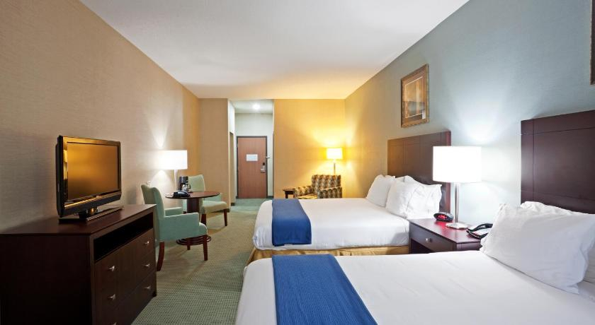 Zimmer Holiday Inn Express and Suites Meriden