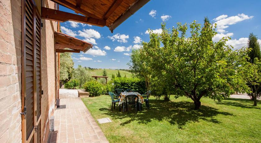One-Bedroom Apartment (4 Adults) - Garden Agriturismo Podere Camollia