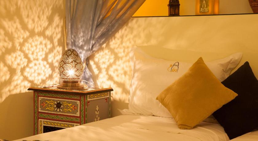 Assilah Double or Twin Room  - Guestroom Riad Ain Marrakech