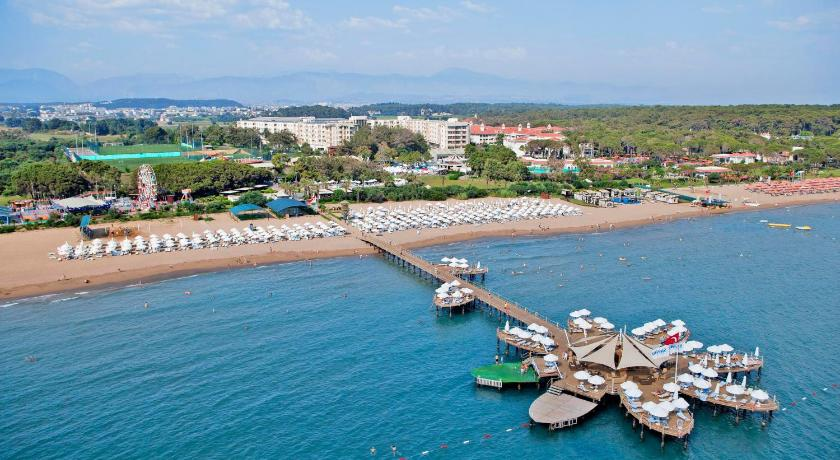 An Overview Located By The Side S Beach Sueno Hotel