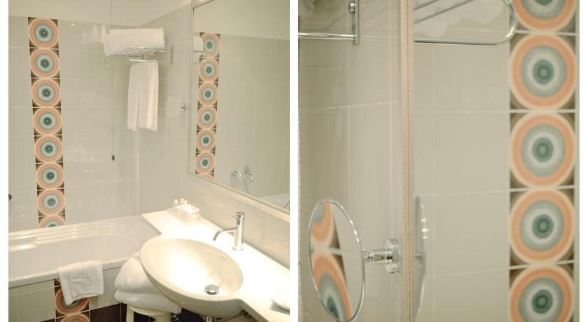 Superior Double Room - Shower Hotel Luise