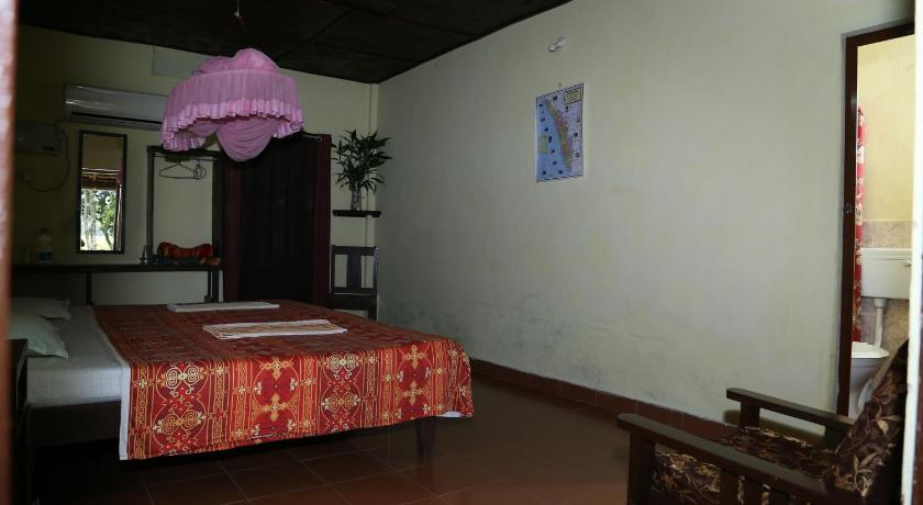 Chambre Double GK`s Riverview Homestay