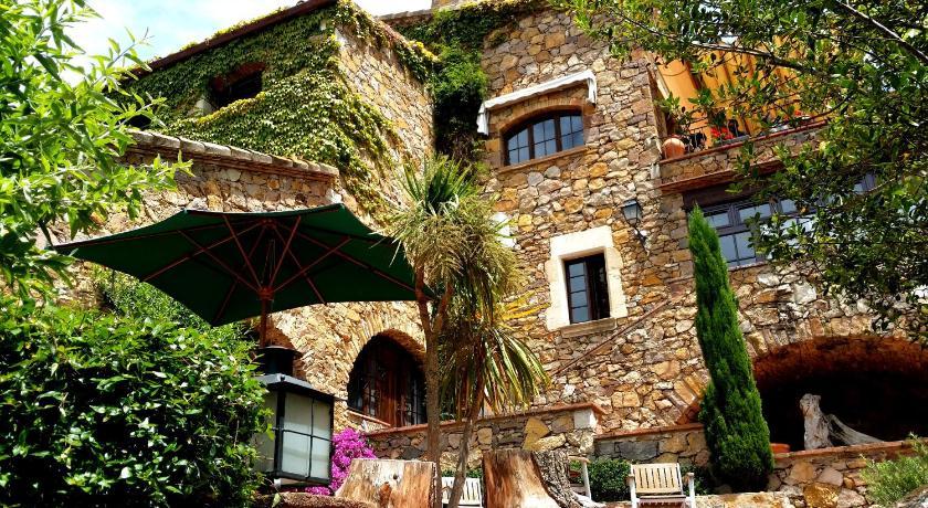 Hotel Galena Mas Comangau 3