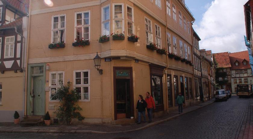 Kunsthaus Blasiistr.16 Quedlinburg