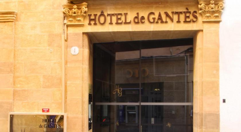 Hôtel de Gantès 1 rue Fabrot Aix-en-Provence