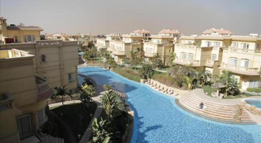 Apartments at El Safwa Resort Cairo