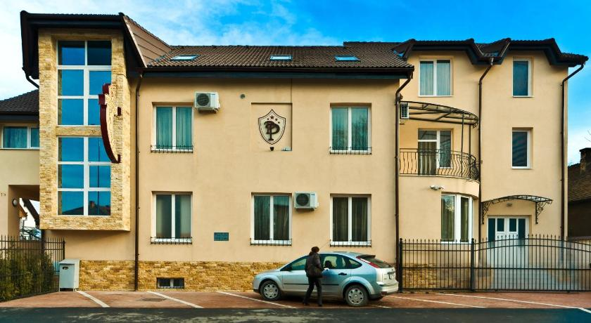 Pension Palazzo Str. Moldoveanu 19 Sibiu
